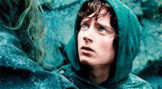 "dwaling: ""lotr meme: nine characters [9/9] → frodo baggins """