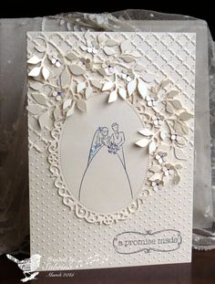 Ivory Wedding by Cook22 - Cards and Paper Crafts at Splitcoaststampers
