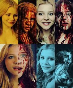 Carrie Stephen King, Carrie 2013, Carrie White, Halloween Horror, Halloween Inspo, Scary Movies, Awesome Movies, Horror Icons, Classic Horror Movies