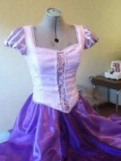 Rapunzel costume diy