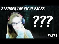 WHAT'S WITH YOUR ARM?! | Slender - The Eight Pages (Part 1)