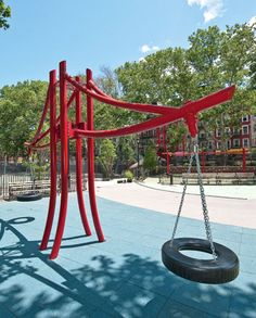 Social Psychology at Pratt: NYC Playgrounds