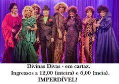 Orgulho ! ;-) Fora do Armário:: Divinas Divas: Vimos no Odeon ontem e hoje a Fátim...
