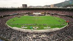 World Cup 2014 stadium: The Estádio do Maracanã. 20 PHOTOS Maracanã Stadium is a football stadium in Rio de Janeiro, Brazil. And this is one of the most famous stadiums in the football history.  http://softfern.com/NewsDtls.aspx?id=877&catgry=6