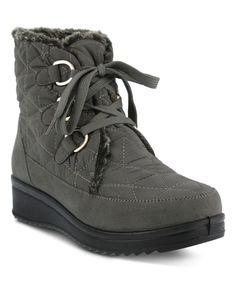 Gray Audra Boot