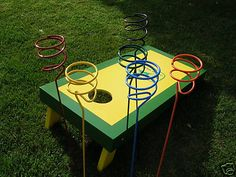 Outdoor Drink Holders, need these for Ourdoor Fun time!