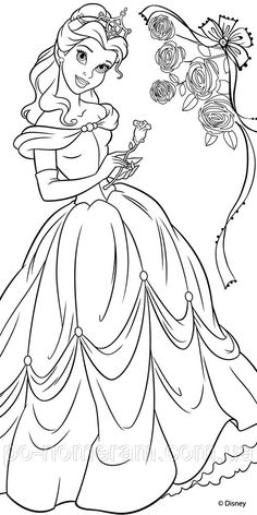 Disney Coloring Sheets, Elsa Coloring Pages, Barbie Coloring Pages, Disney Princess Coloring Pages, Disney Princess Colors, Disney Princess Drawings, Cartoon Coloring Pages, Printable Coloring Pages, Coloring Pages For Kids
