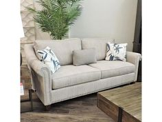 Shop for the Belfort Basics Oliver Sofa at Belfort Furniture - Your Washington DC, Northern Virginia, Maryland and Fairfax VA Furniture & Mattress Store Belfort Furniture, Sofa Furniture, Outdoor Sofa, Outdoor Furniture, Outdoor Decor, Sofas, Mattress, Sweet Home, Couch