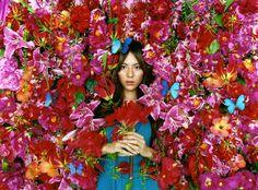 日本ファッションカメラマンの女王 蜷川実花の美の世界_中国網_日本語