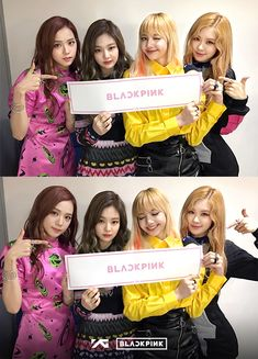 """""""[STAFF REPORT] FROM. BLACKPINK """""""