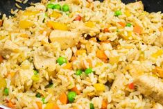 Easy Syn Free Chicken Fried Rice - Basement Bakehouse Low Fat Diets, No Carb Diets, Slimming World Fakeaway, Speed Foods, Slimming Recipes, Free Chickens, Gluten Free Rice, Syn Free, Food Staples