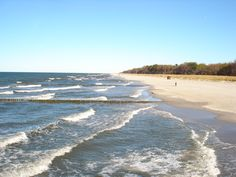 Ostsee / Baltic Sea, Zingst, Germany