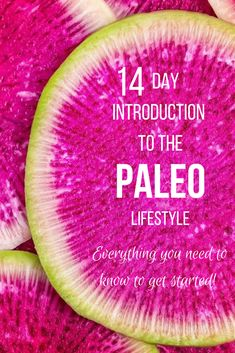Ever wanted to know the Paleo Diet is all about? We've got your covered! This is a 14 Day Introduction to Paleo that includes your suggested meals, recipes, shopping lists, and a tremendous amount of resources... all created by a certified Integrative Health Coach! Full details available at BlondeBeetNirvana.com #paleo #paleodiet #recipe #cleaneating #healthy #healthyeating #glutenfree