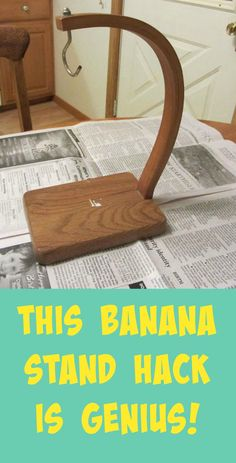 This banana stand hack is Genius!