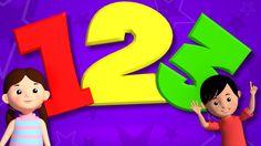 Numbers Song | Educational Nursery Rhymes | Learn Number