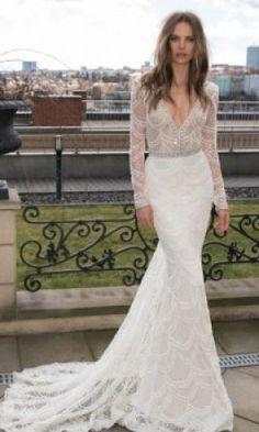 248cdc8a8036 Berta 15-107, $5,800 Size: 6 | Used Wedding Dresses. Wedding Dresses  BertaLong Sleeved Wedding DressesLong Sleeve GownSleeve ...