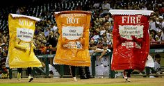 The Racing Hot Sauce Packets - Astros