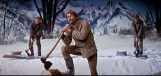 """Seven Brides for Seven Brothers (1954) """"Lonesome Polecat"""""""