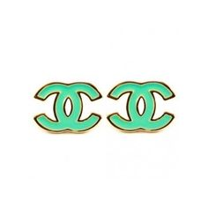 Mint + Chanel = perfection