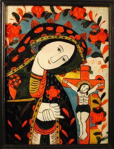 Imagine similară Art Icon, Christian Art, Religious Art, Folk Art, Angels, Portraits, Painting, Inspiration, Biblical Inspiration