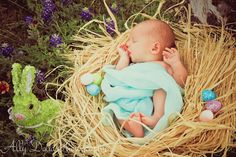 Ally Dodd Photography: Meeting Mila...my little lady bug!  First Easter ... newborn