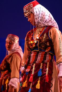 Yore Folk Dance Ensemble - Turkey
