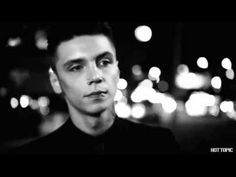 "WORLD PREMIERE: Andy Black ""They Don't Need To Understand"" ITS JUST A SIDE PROJECT HE IS WORKING ON......THE BAND IS STILL GOOD"