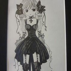 Les 25 Meilleures Images Du Tableau Gothique Manga Sur Pinterest