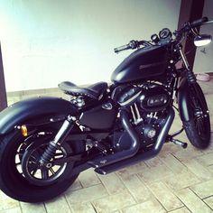 My Harley Iron 883