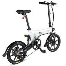 Fido D2 Electric Bike Moped Bike Electric Bike Folding Moped Bike Di 2020