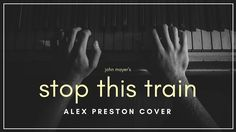 "Listen to this amazing cover of ""Stop This Train"" by Alex Preston. #‎AmericanIdol"