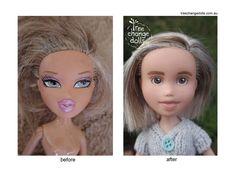 Zdjęcie numer 13 w galerii - Z wampa w dziewczynkę. Dlaczego Sonia Singh przerabia lalki Barbie?
