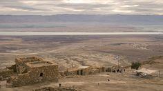 Masada and Jordan Valley
