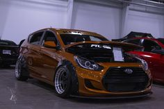 Accent Hatchback, Front Grill, Hyundai Accent, Fender Flares, Wide Body, Car Tuning, Car Parts, Custom Cars, Truck