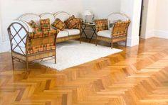 pisos de tacos de madeira - Pesquisa Google