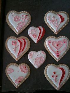 ArtandtheKitchen: Valentine's Day Cookies