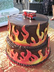 flame cake 40 and still HOT~
