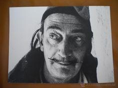 Fotografía de Salvador Dalí realizada por Tony Keeler / Dalí en todocoleccion