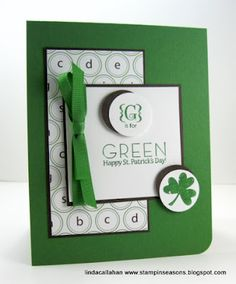 Stampin' Up! SU by Linda Callahan, Stampin' Seasons