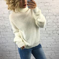 Our Ashley Roll Neck Jumper Is The Perfect Wardrobe Staple £18.95