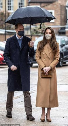Princess Kate Middleton, Kate Middleton Style, Prince William And Kate, William Kate, London Today, Royal Clothing, Camel Coat, Duchess Of Cambridge, Duke