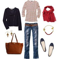 this is a perfect to the mall, lunch with girl friends outfit