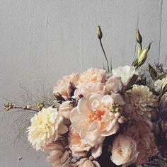 Pink bouquet - Foxglove Studios
