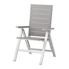 FALSTER Reclining Chair IKEA Foldable. Saves Space When Stored Or Not In  Use. Polystyrene