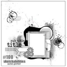 Sketchabilities sketch #100