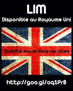 LIM annonce le lancement de LIM au Royaume Uni