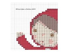 SurLaLune Fairy Tales Blog: Fairy Tales in Stitches: Little Red Riding Hood Pattern
