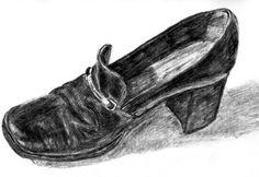 Shoe drawing Lesson Plan