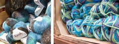 laatulankoja ja ihania värejä. #ilo #lankamaailma #mega #megamyyntiareena