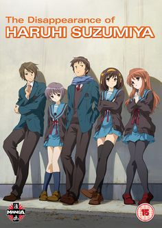 Day 16: Choosing the anime with the best animation was tough. 5cm per Second, NGE rebuild, Darker Than Black, and FMP: TSR all spring to mind as having great animation. But I remember being most impressed with The Disappearance of Haruhi Suzumiya